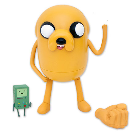 ADVENTURE TIME JAKE 5 INCH PLACEHOLDER