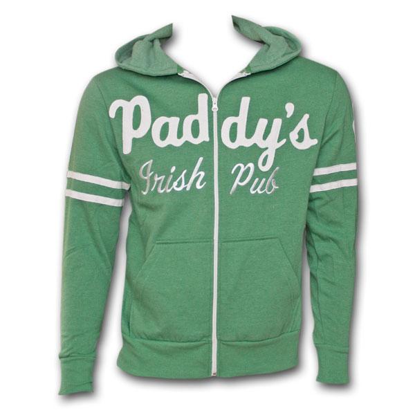Always Sunny Paddy's Pub Zip-up Hoodie - Heather