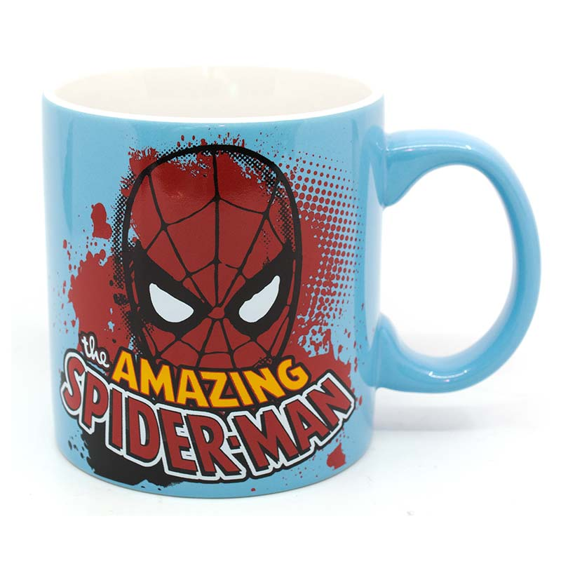Spider-Man Amazing Light Blue 20oz Mug
