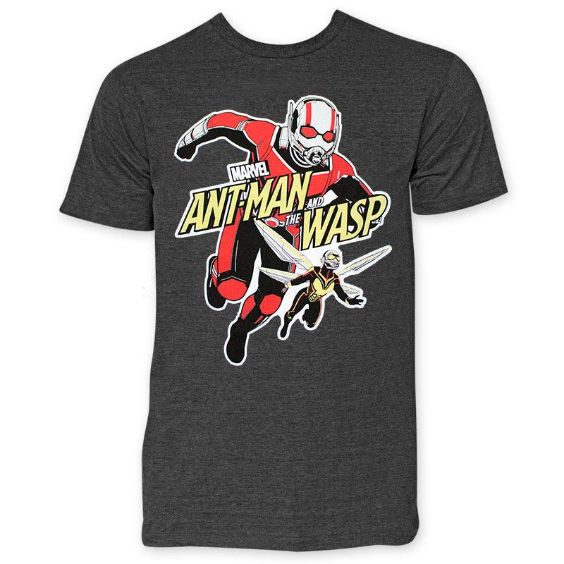 Ant-Man And The Wasp Attack Men's Grey TShirt