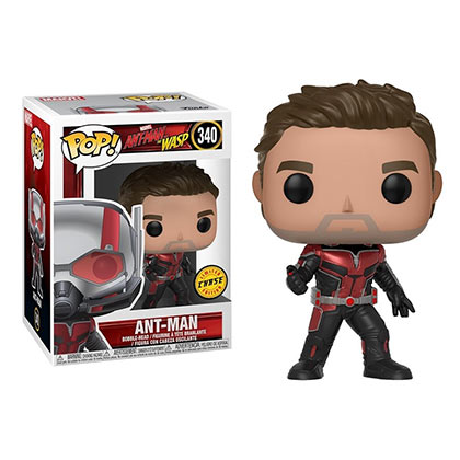 Ant-Man Funko Pop Limited Chase Edition Vinyl Figure Toy