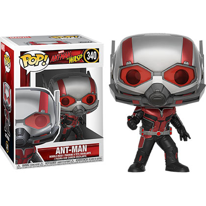 Ant-Man Movie Funko Pop Vinyl Figure Bobblehead