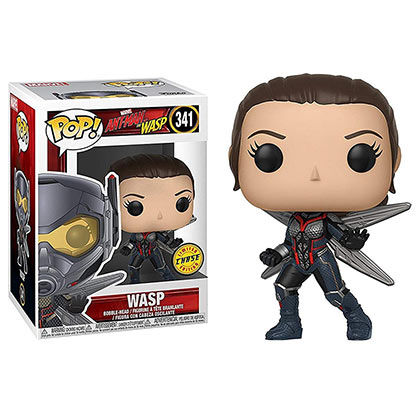 Ant-Man The Wasp Funko Pop Limited Chase Edition Vinyl Figure Toy