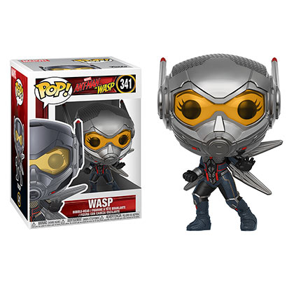 Ant-Man Movie The Wasp Funko Pop Vinyl Figure Bobblehead
