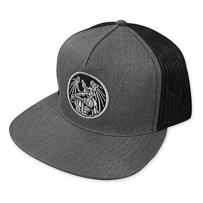 Stone Circle Gargoyle Gray Snapback Hat
