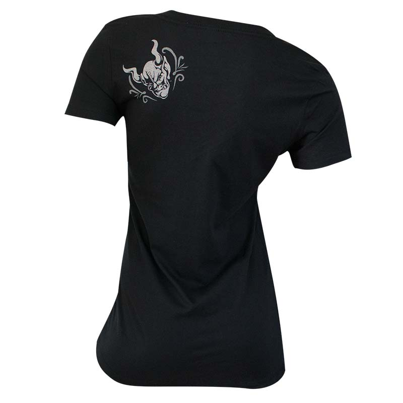 Arrogant Bastard Women's Black You're Not Worthy T-Shirt