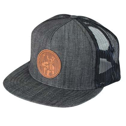 Stone Brewing Grey Denim Hat