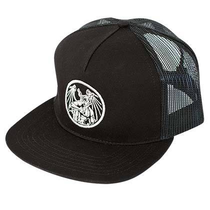 Stone Brewing Beer Black Snapback Hat