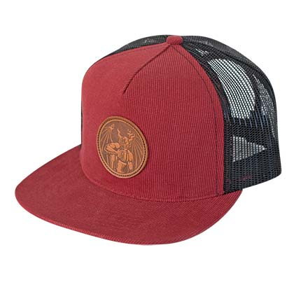 Stone Brewing Corduroy Red Hat