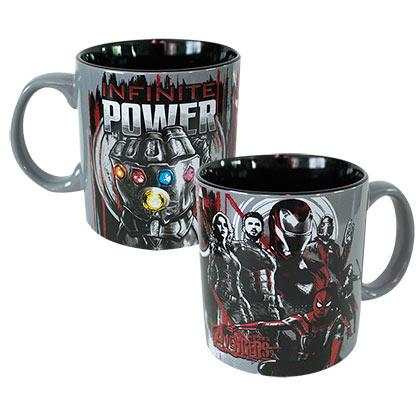 Avengers Infinity War 20 Ounce Ceramic Mug
