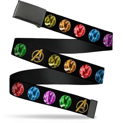 Avengers Infinity War Thanos Stones Belt