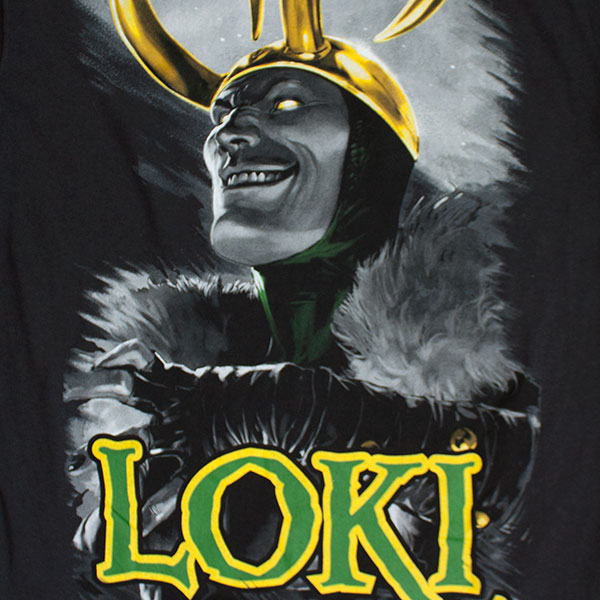Avengers Men's Keep It Loki T-Shirt