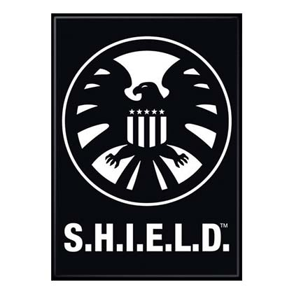 Avengers S.H.I.E.L.D Magnet