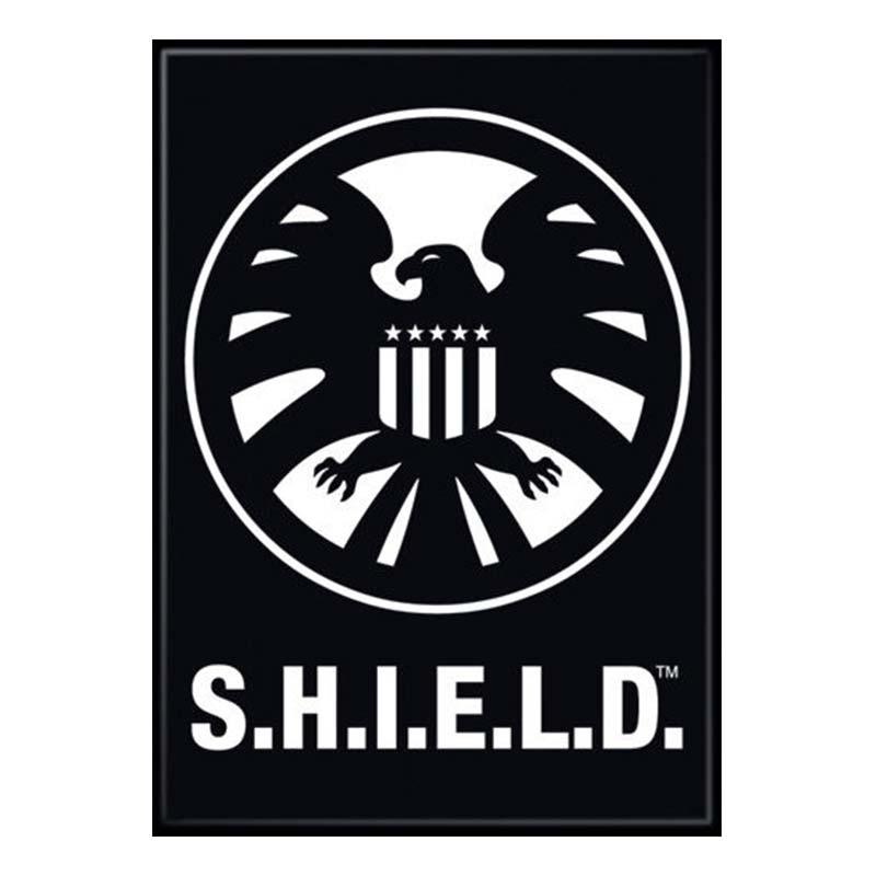 Avengers Shield Magnet Superheroden