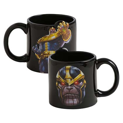 Avengers Infinity War Thanos Ceramic 20oz Mug