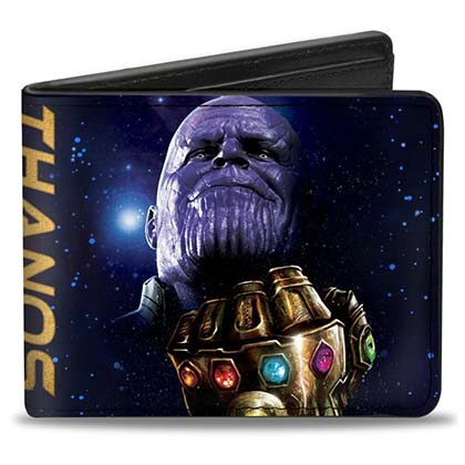Avengers Infinity War Thanos Wallet