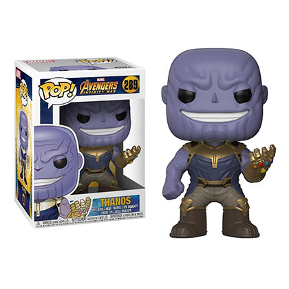 Avengers Infinity War Thanos Funko Pop Vinyl Figure