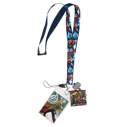 Thor Card Holder Lanyard