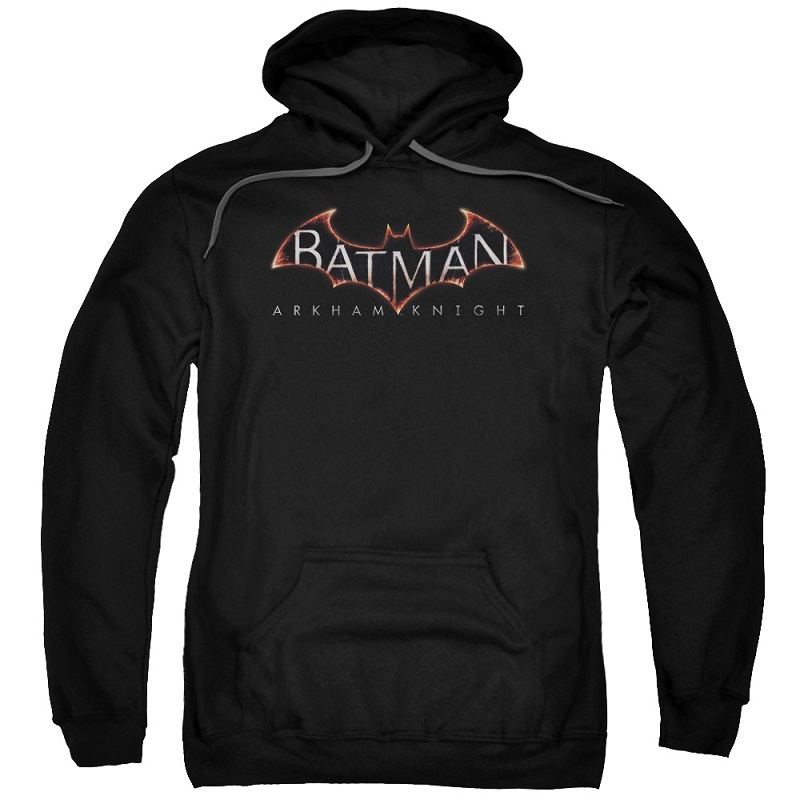 Batman Arkham Knight Logo Hoodie