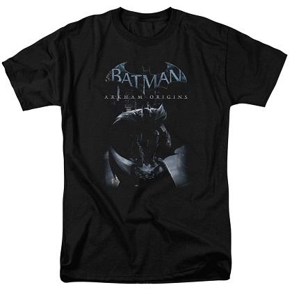 Batman Arkham Origins Poster Tshirt