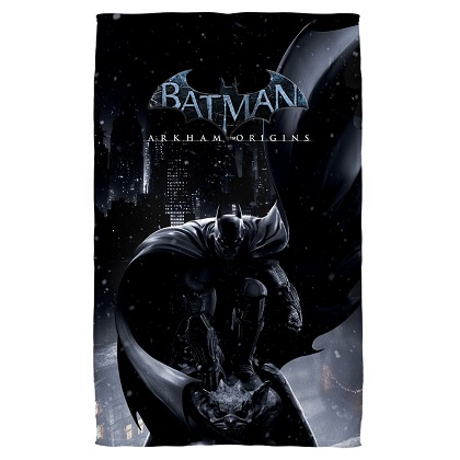 Batman Arkham Origins Beach Towel