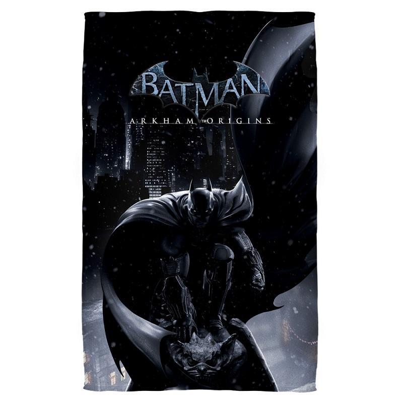 Batman Arkham Origins Beach Towel