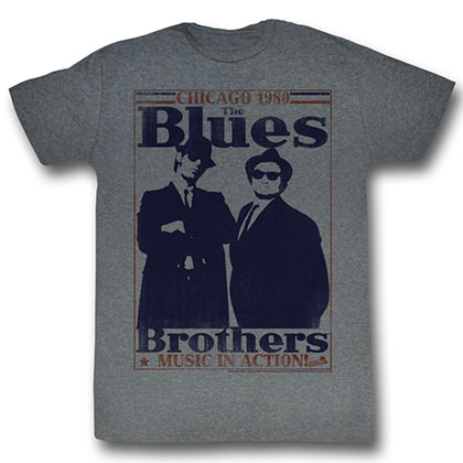 Blues Brothers World Class T-Shirt