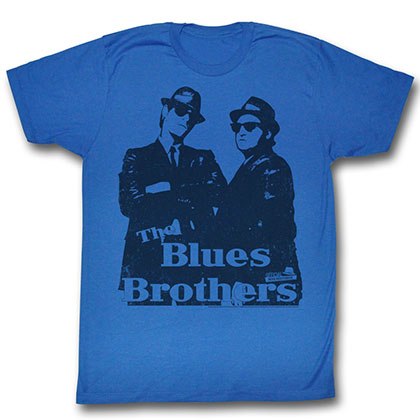 Blues Brothers Big Blue2 T-Shirt