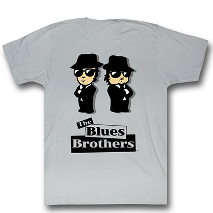 Blues Brothers Blue Avatars T-Shirt
