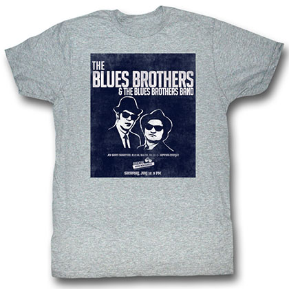 Blues Brothers Blues Brothers 6 T-Shirt