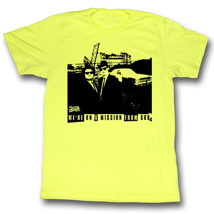 Blues Brothers The Mission T-Shirt