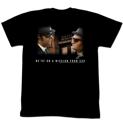 Blues Brothers Another Mission T-Shirt