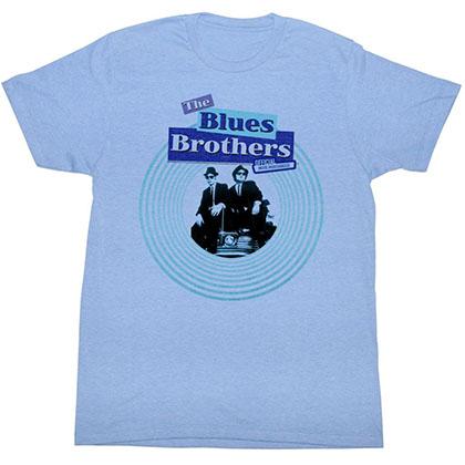 Blues Brothers Circle Bros T-Shirt