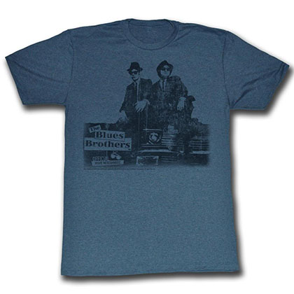 Blues Brothers Blues Vintage T-Shirt