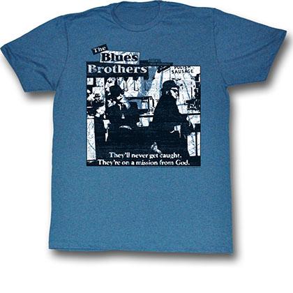 Blues Brothers Polish Sausage T-Shirt