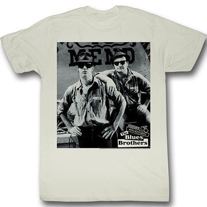 Blues Brothers Shades T-Shirt