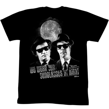 Blues Brothers Show Me Your Moon T-Shirt