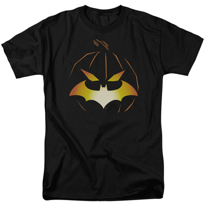 Batman Jack O'Lantern Youth Tshirt