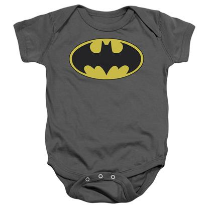 Batman Logo Baby Onesie