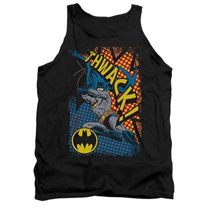 Batman Men's Black Thwack Tank Top