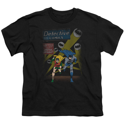 Batman and Robin Dynamic Duo Youth Tshirt