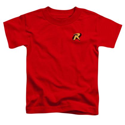 Robin Logo Toddlers Tshirt