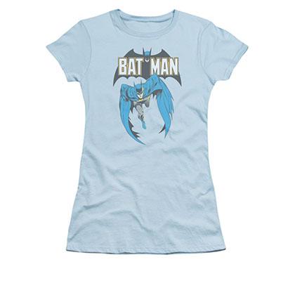 Batman Comic 241 Blue Juniors Tee Shirt
