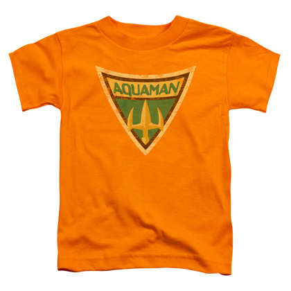 Aquaman Logo Toddlers Tshirt