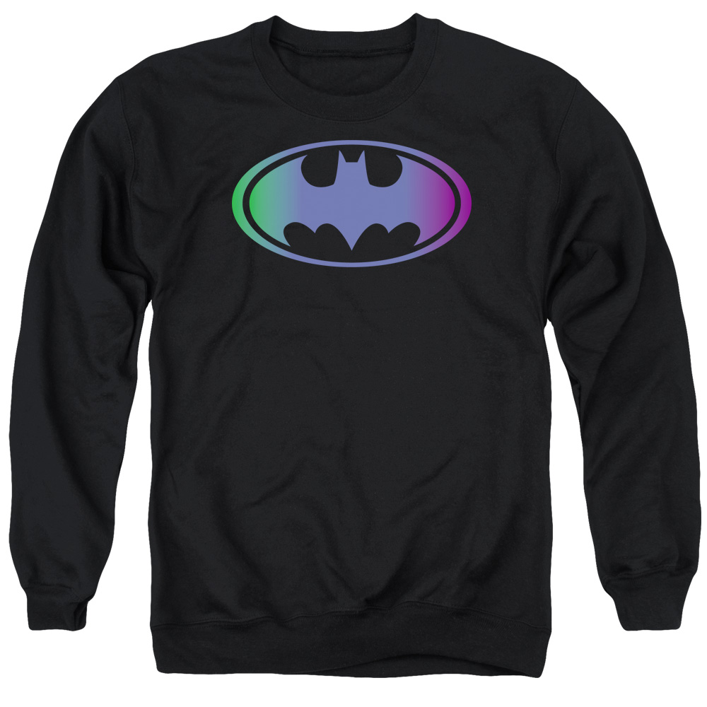 Batman Gradient Logo Crewneck Sweatshirt