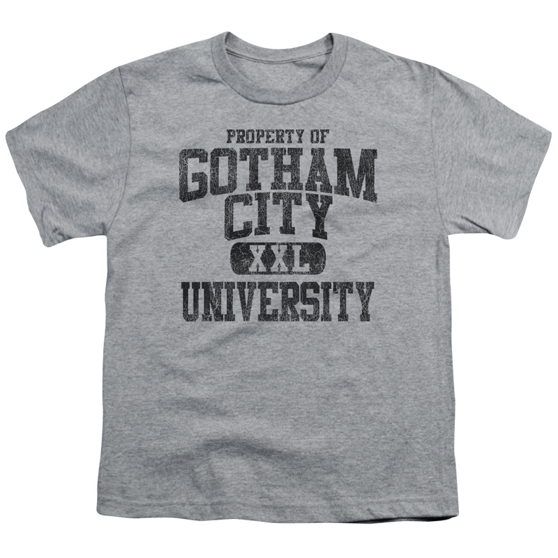 Batman Gotham University Youth Tshirt