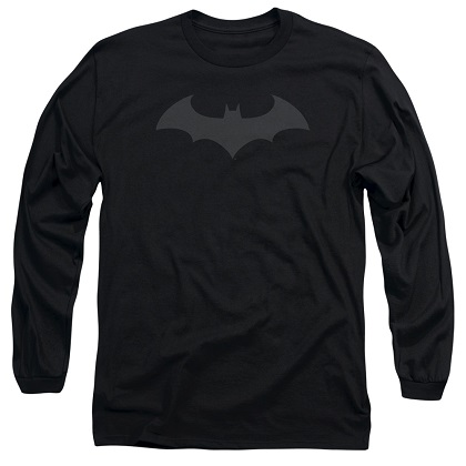 Batman Hush Logo Long Sleeve Tshirt