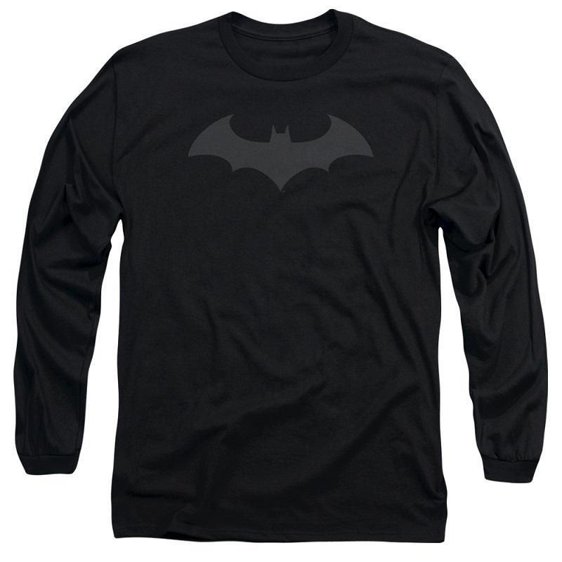 Batman Hush Logo Long Sleeve Tshirt