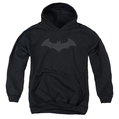 Batman Hush Logo Youth Hoodie