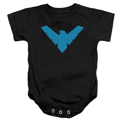 Nightwing Logo Baby Onesie